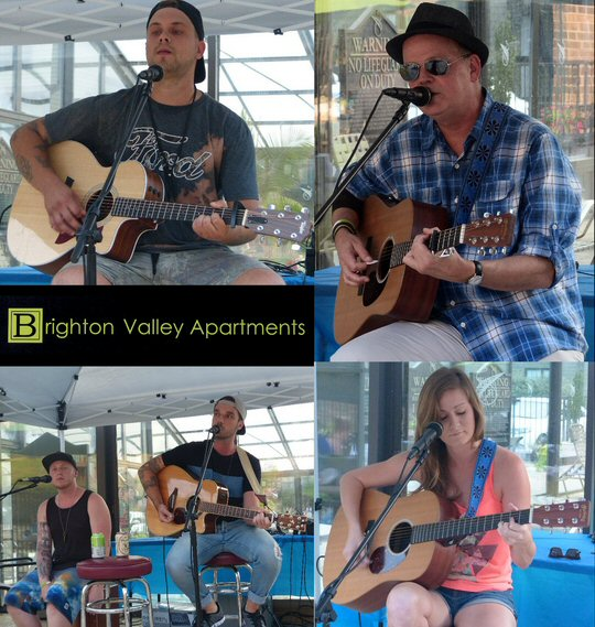 Nashville Open Mic Night Uncovers Musical Gems in the Valley