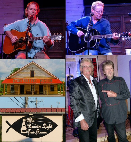 Stan Perkins Continues a Musical Tradition at The Storytellers Museum in Bon Aqua, TN