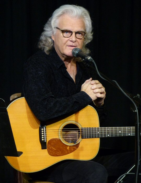 Music City Pickers Live in Franklin Kicks Off Inaugural Night With Ricky Skaggs