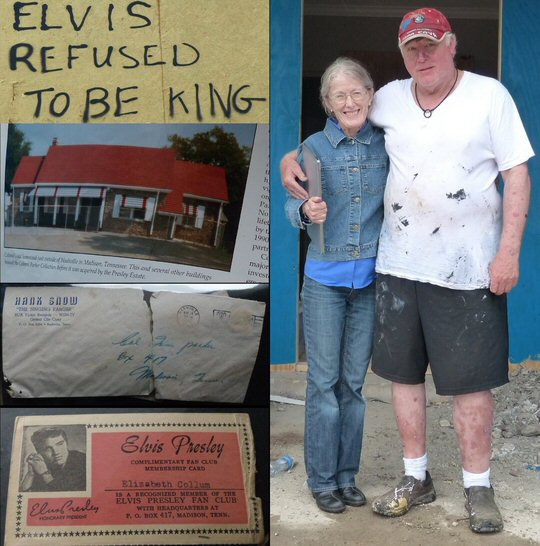 MusicCityNashville.net Feature Articles: Brian and Sally Oxley Pivot From Cash to King