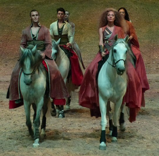Cavalia Odysseo - the Equestrian Feast for the Senses - Extends Run in Nashville