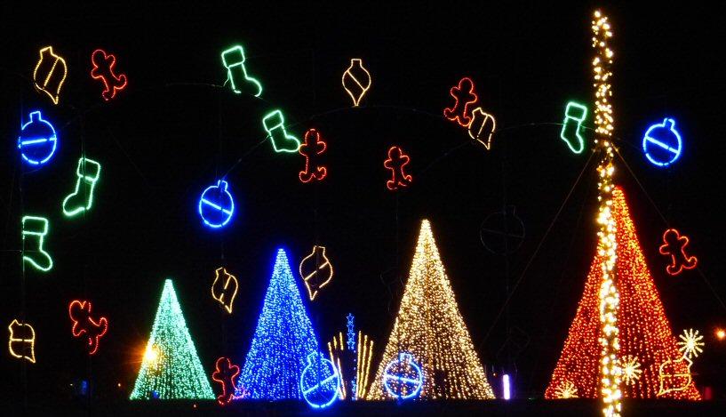 The Dancing Lights of Christmas Celebrates Nine Years - The Dancing Lights Of Christmas Celebrates Nine Years €� Music City