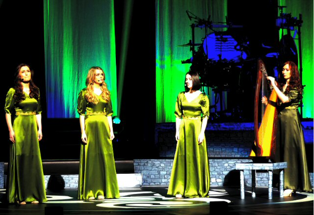 Celtic Woman March Off to Tour