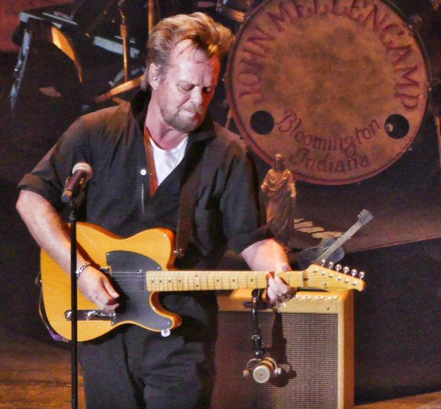 John Mellencamp Puts His Masterstrokes On Display in Nashville
