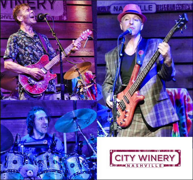 The Music of Cream: Still Fresh at the City Winery in Nashville
