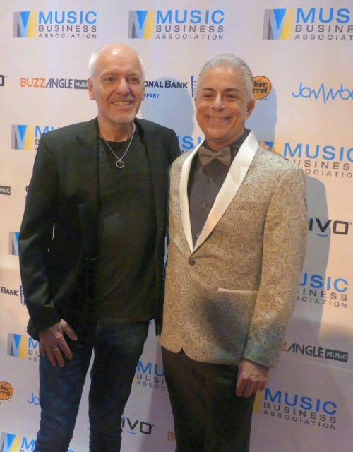 Industry Legends and Luminaries Shine at Music Biz Awards in Nashville