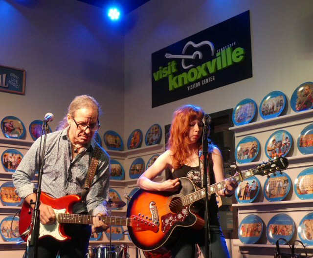 MCN On the Road: Beth Lee in Knoxville