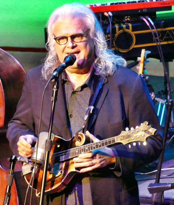 Ricky Skaggs Is a Towering Musical Presence in Music City