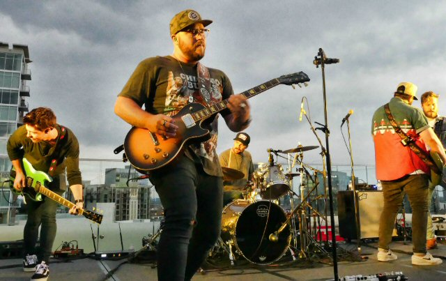 BMI Makes It Rain with Mitchell Tenpenny and Gone West