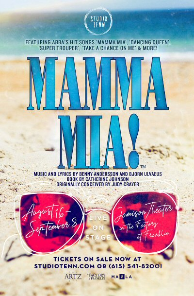 Mamma Mia! Is Fun and Feisty in Franklin