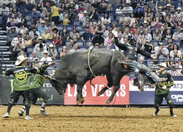 PBR Young Guns Quick to the Draw at Music City Knockout