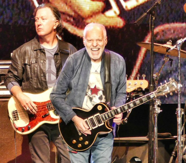 Peter Frampton Is Alive and Well in Nashville