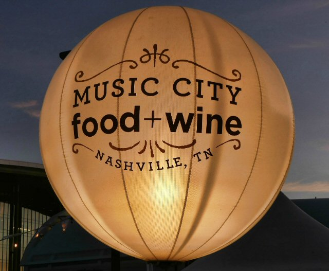 Music City Food + Wine Festival Is a Fine Feast For the Senses in Nashville