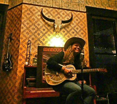 Marcus King Gets Rolling with El Dorado in Nashville