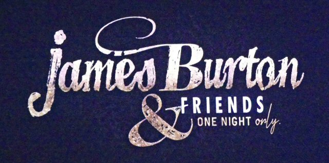 James Burton & Friends Burn Down the House With a Hot Night of Music in Nashville