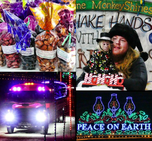 The Franktown Festival of Lights Is Good Fun for a Good Cause in Franklin