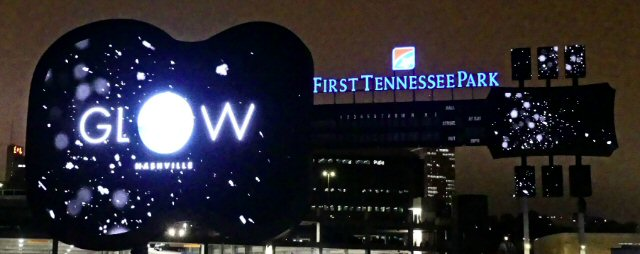 GLOW Is a Worthy New Holiday Attraction in Nashville
