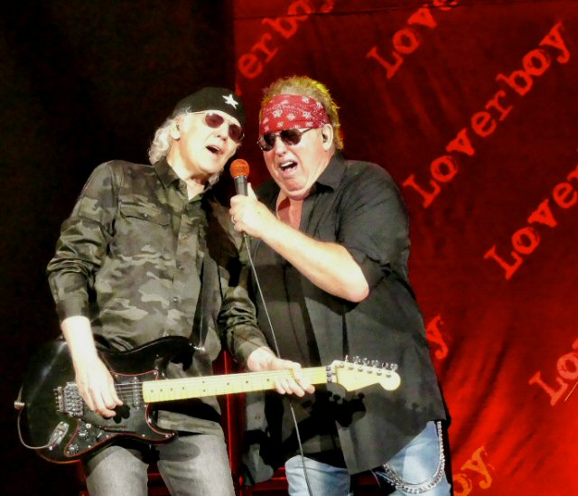 Loverboy - Lovin' Every Minute of It in Nashville