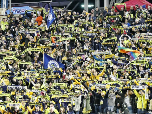 Nashville SC Leaps Up to the Major Leagues in Music City