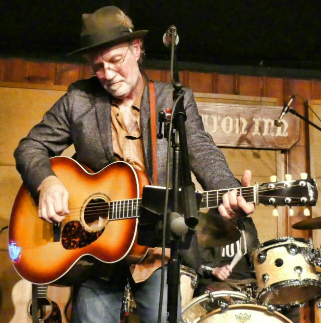 David Starr and Friends Help Nashville Rise Up Again at the Station Inn