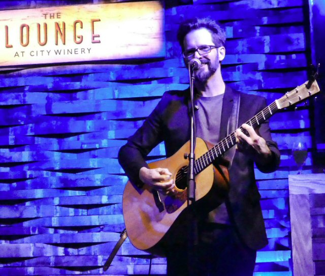 Tony Lucca Storms Though a Special Request-Centric Set in Nashville